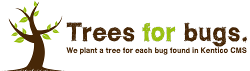 Trees for Bugs
